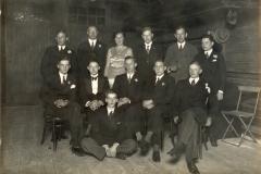 Onderlinge wedstrijden-28-9-1930 groep
