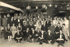 Onderlinge wedstrijden-28-9-1930